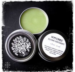 Witches' Flying Ointment