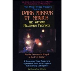 Dark Mirror of Magick, The Vassago Millennium Prophecy (DVD)